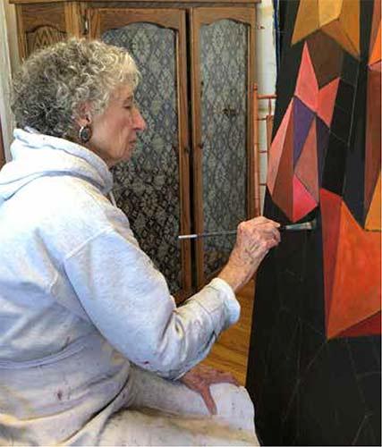Mary Alice Copp, Painter