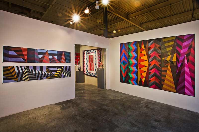 Blitzer Gallery, Santa Cruz, CA, Mary Alice Copp